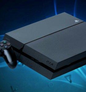 Прокат Sony Playstation 4 ps4