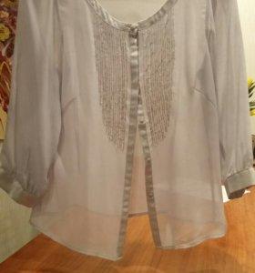 Брендовые блузки всего за 500 р.