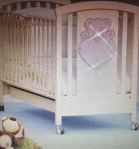 Детская кровать Erbesi lulu