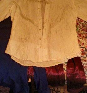 2 рубашки и брюки