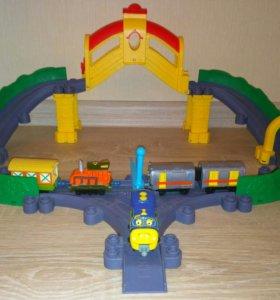 Железная дорога мост и туннель Чагингтон