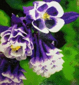 Картины-Алмазная живопись
