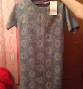 Платье с показа