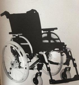 Инвалидное кресло коляска с ручным приводом Старт
