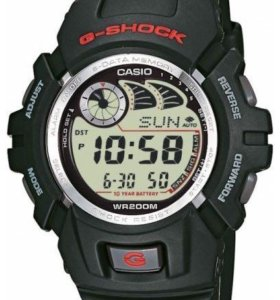 Casio G-shock G-2900F-1V оригинал