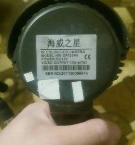 Камера наблюдения и регистратор