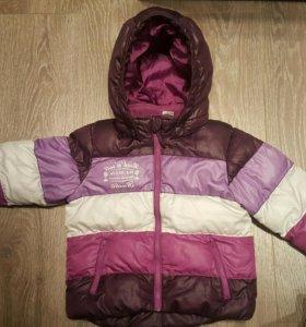 Куртка h&m весна-осень 86 размер