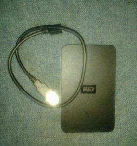 Жеский диск на терабайт