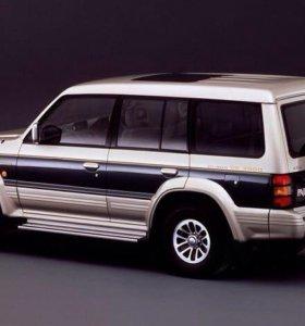 Запчасти Mitsubishi paiero 2