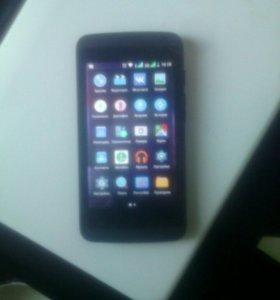 Продам смарт Digma linx A401 3G