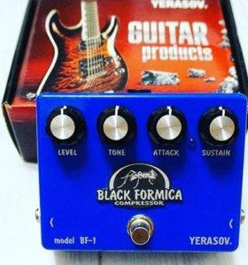 Black formica BF-1 гитарный компрессор-сустейнер