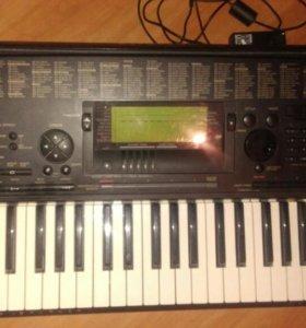 Синтезатор ямаха psr 520