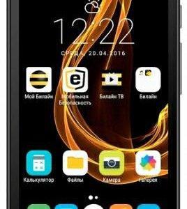 Продам отличный телефон Alcatel 5045d pixi 4