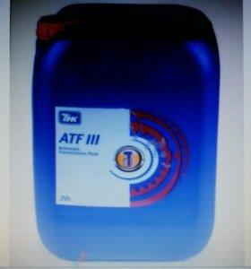 Масло ТНК ATF lll (Dexron) в розлив