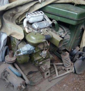УД 25 двигатель 10л/с мотоблок лодка
