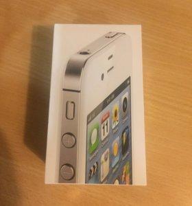 Продам айфон 4s 16 Gb