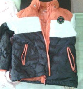 Куртки.жилеты
