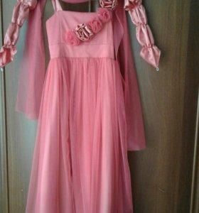 Платье на выпускной р36