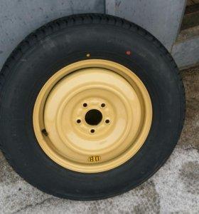 Запасное колесо мазда cx-7