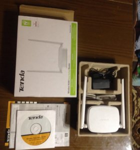 Маршрутезатор Wi-Fi TENDA