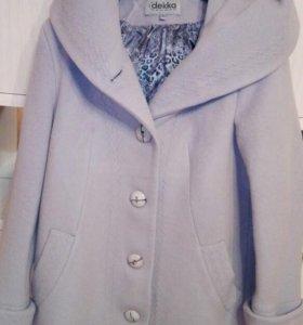 Пальто dekka 48-50 размер