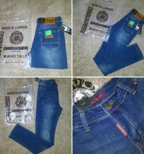 Новые фирменные мужские джинсы, 29 р-р