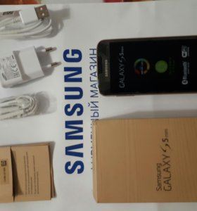 Samsumg S5 mini Gold.