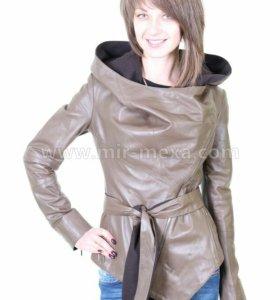Продам куртку из экокожи