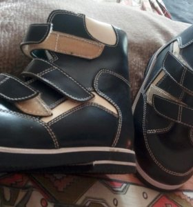 Ботинки новые ортопедические