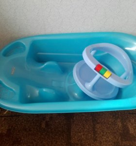 ВанночкаИ Стульчик для купания
