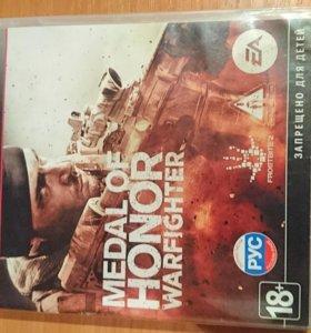 Игра на psp3 MEDAL OF HONOR WARFIGHTER