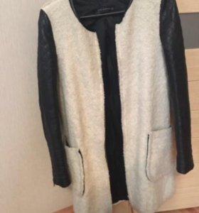 Куртка -пальто Zara