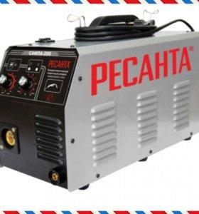Сварочный полуавтомат Саипа-200 Ресанта