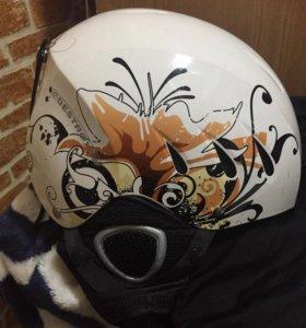 Шлем лыжный женский 59/60 L