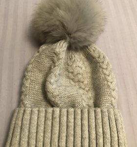 Новая красивая шапка