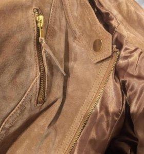 Новая кож куртка
