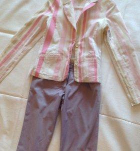 Хлопковый пиджачок