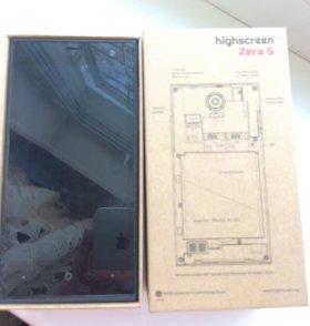 Продам телефон Highscreen