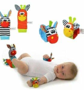 Набор с игрушками
