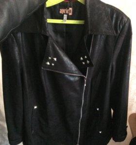 (Р.52-54)куртка женская