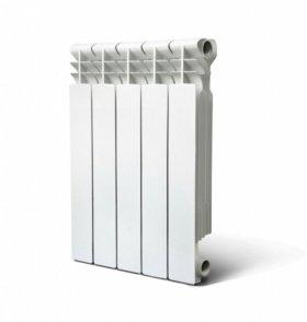 Радиатор 500/80 алюминиевый