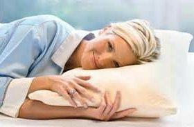 Ортопедическая подушка.
