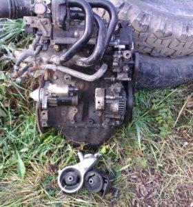Продам двигатель на разбор Тойота Дует