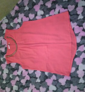 Блуза с красивым воротничком