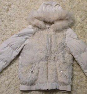 Зимний пуховик , куртка