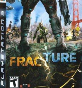 Fracture Ps-3 Английская версия