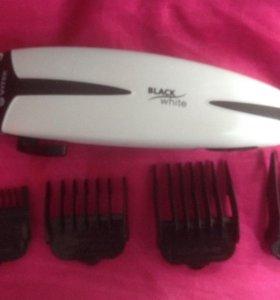 Машинка для стрижки волос VITEK Black White