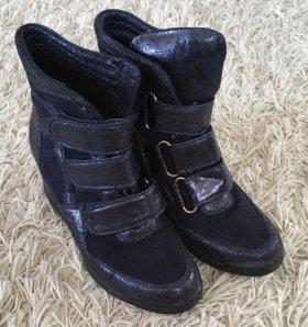 Ботинки женские 36 р-р
