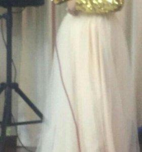Вечерное платье юбка кофта