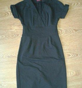 Офисное платье zarina